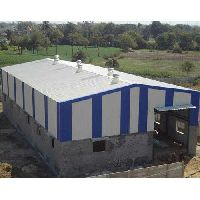 Profile Sheet Roofing Shed