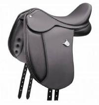 Horse English Saddle 01