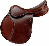 Horse English Saddle 02