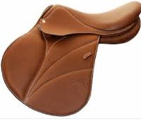 Horse English Saddle 04