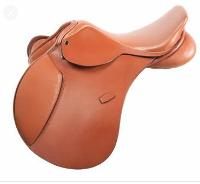 Horse English Saddle 05