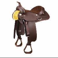 Horse Western Saddle 07