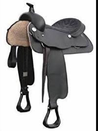 Horse Western Saddle 08