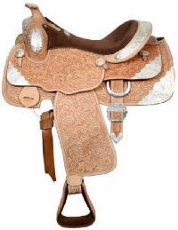 Horse Western Saddle 09
