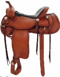 Horse Western Saddle 10