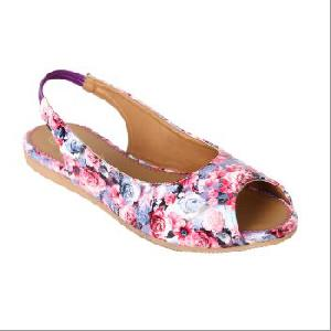 Ladies Multicolor Sandals