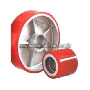 CL PU Trolley Wheel
