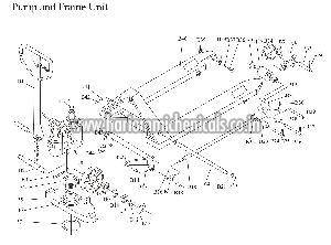 Pallet Truck Spare Parts