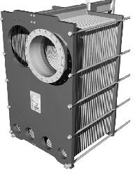 Semi-Welded Plate Heat Exchangers