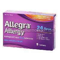 Allegra AllergyTablets
