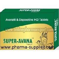 Super Avana Tablets