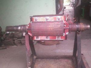 400 KVA LS Rotor Alternator Rewinding Services