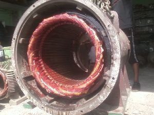 500 KVA Stamford Alternator Rewinding Services