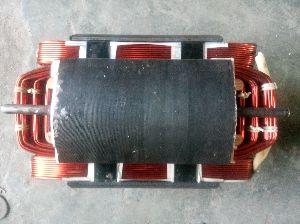 62.5 KVA Rotor Alternator Rewinding Services