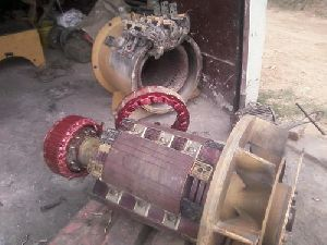 Brushless Alternator Rewinding Services
