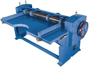 4 Bar Rotary Paper Slotting Machine