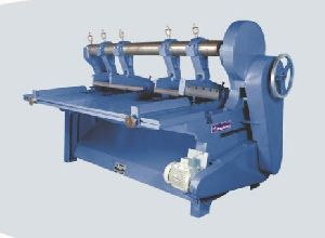 Eccentric Paper Slotting Machine