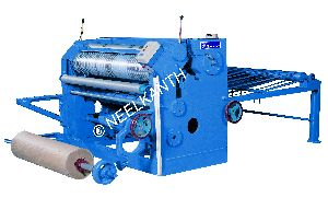 PIV Gear Box Paper Cutting Machine