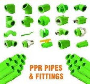 PPR Pipe & Fittings