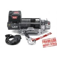 WARN Spydura synthetic rope winch