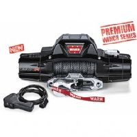 Warn Zeon 8S 89670 8000lbs Synthetic Rope Winch
