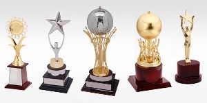 Wooden Designer Trophy