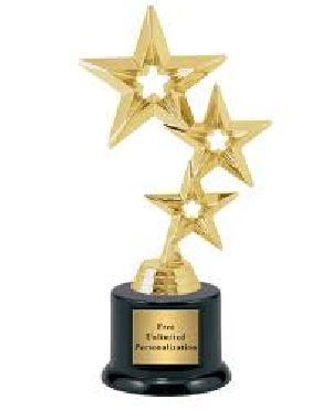 Wooden Star Triangle Memento