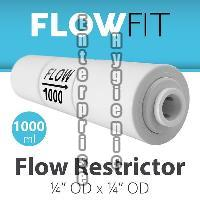 RO System Flow Restrictor