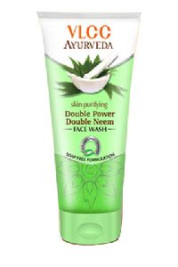 Ayurveda Skin Purifying Double Power Double Neem Facewash