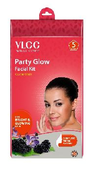 Party Glow Facial Kit