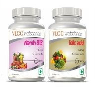 Vitamin B12 Folic Acid Combo