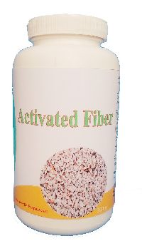 Hawaiian herbal activated fiber powder