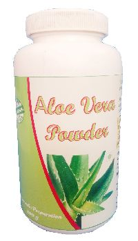 Hawaiian herbal aloe vera powder