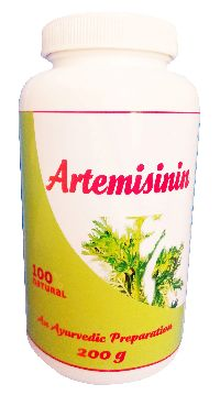 Hawaiian herbal artemisinin powder