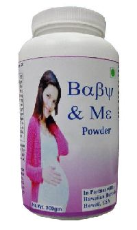 Hawaiian herbal baby and me powder