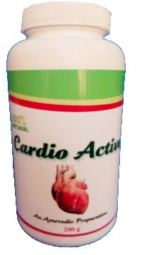 Hawaiian herbal cardio active powders