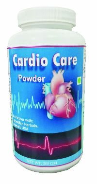 Hawaiian herbal cardio care powder
