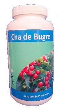 Hawaiian herbal cha de bugre powder