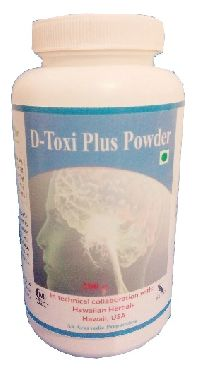 Hawaiian herbal d-toxiplus powder