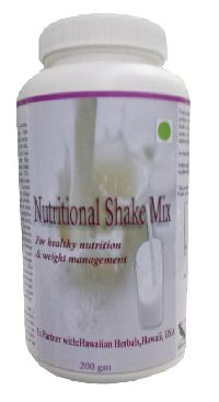 HAWAIIAN HERBAL NUTRITIONAL SHAKE MIX POWDER