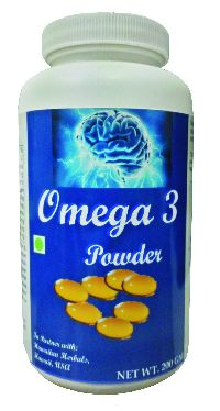 Hawaiian herbal omeega 3 powder