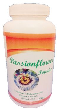Hawaiian herbal passion flower powder