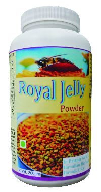 Hawaiian herbal royal jelly powder