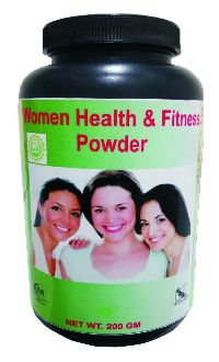 Hawaiian herbal women health fitness powder
