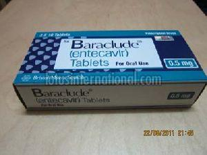 Baraclude Entecavir Tablet