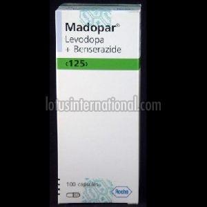 Madopar 125 Tablets Tablets