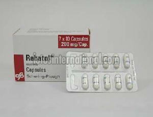 Rebetol Ribavirin Capsules