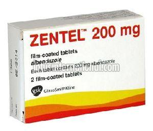 Zentel Tablets