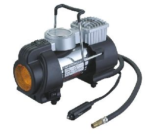12V DC Metallic Car Air Compressor