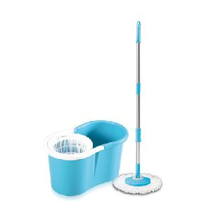 Blue Spin Magic Mop